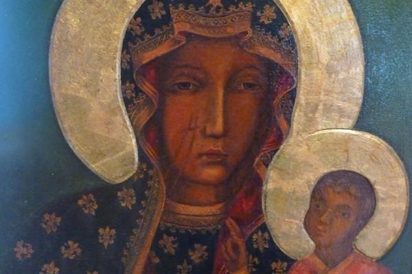 Matka Boża Częstochowska w naszym Nowicjacie – Dzień drugi nawiedzenia (video)