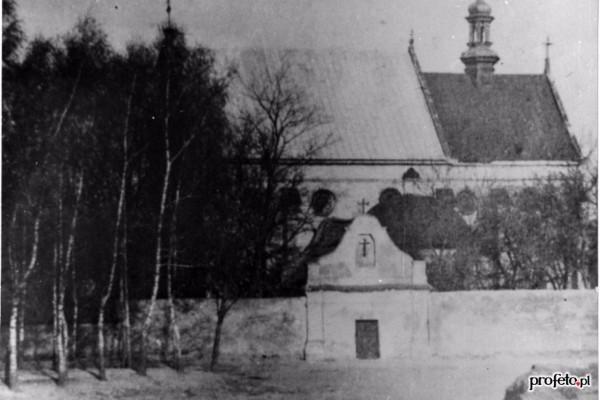 Klasztor w Stopnicy i powstanie styczniowe 1863 r.