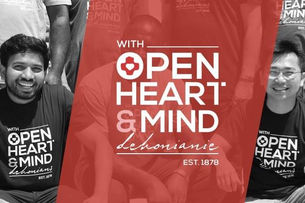 Z otwartym sercem i umysłem