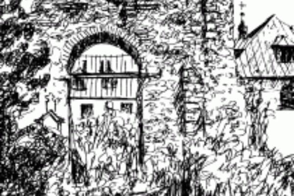 Ruiny Kościoła św. Marii Magdaleny w Stopnicy