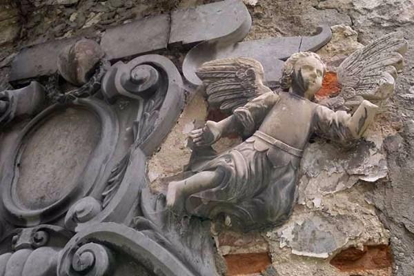 Pozostałości kościoła pw. św. Marii Magdaleny w Stopnicy – Kątach Starych